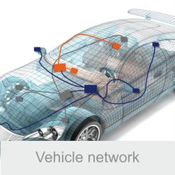 Vehicle network